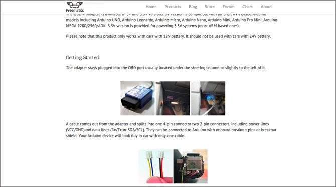 Arduinoでヘッドアップディスプレイを自作①OBD2通信テスト