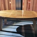 DIYでローテーブルを作ってドナドナする