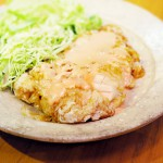 ANOVAで低温調理 鶏胸肉で高知風チキン南蛮